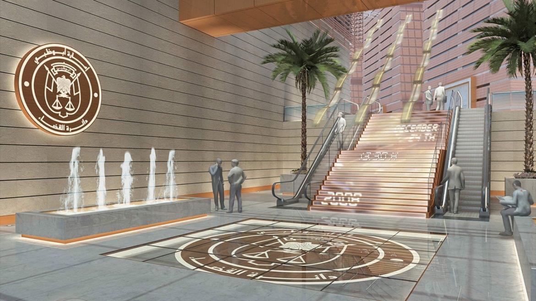 Este Proyecto de Interiorismo COURT HOUSE, realizado para el Departamento de Justicia de Abu Dhabi (EAU), persigue la unicidad, la personalización y un carisma capaz de conquistar al usuario. El atractivo visual resulta imprescindible para captar la atención del usuario, pero también es un factor determinante para la comodidad de los empleados. Evitar el hastío y el cansancio físico y crear una sensación de calma y comodidad, obliga a platear un ambiente que vaya más allá del aspecto puramente decorativo. El objetivo de esta propuesta de Interiorismo es conseguir la conjunción equilibrada de tres características fundamentales: funcionalidad-eficacia, jerarquía-rango y armonía y concordancia. Mediante la integración de estas características la atmósfera resultante será una eficaz ayuda para el desarrollo de la actividad de cada espacio. Este Proyecto de Interiorismo, enmarcado dentro de una estética vanguardista, toma como herramientas esenciales del proyecto el empleo de últimas tecnologías en soluciones constructivas, audiovisuales y de iluminación y el empleo de materiales y revestimientos de alta calidad, que dan unidad estética al conjunto.